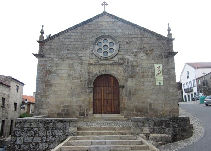 Iglesia Mayor de Monsanto Portugal
