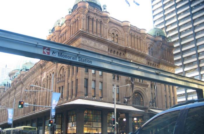 Queen Victoria Building qué ver en Sídney