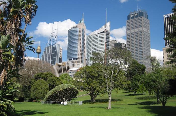 Royal Botanic Gardens qué ver en Sídney