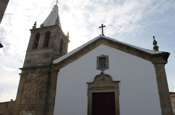 Iglesia de San Pedro o Matriz Castelo Mendo