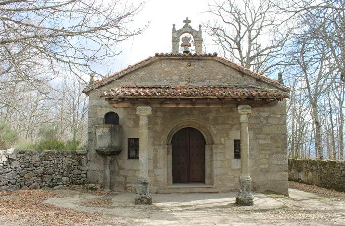 Ermita Majadas Viejas Camino de las Raíces