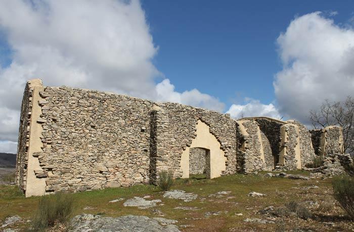 Ermita de San Marcos Camino de las Raíces