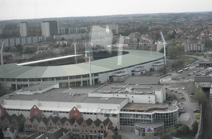 Estadio Rey Balduino, antiguo Heysel