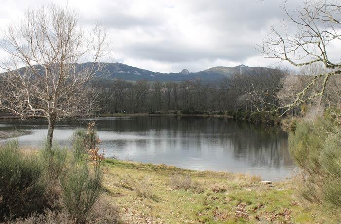 Laguna de San Marcos Camino de las Raíces