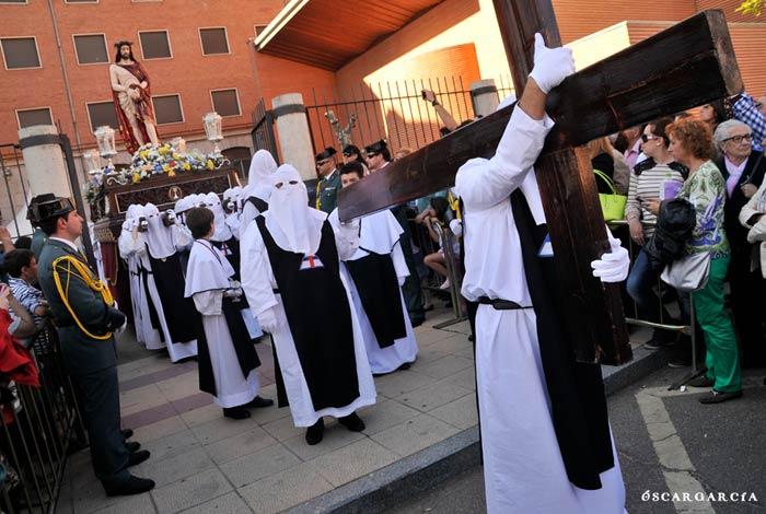 Nuestro Padre Jesús del Vía Crucis el Jueves Santo Semana Santa Salamanca