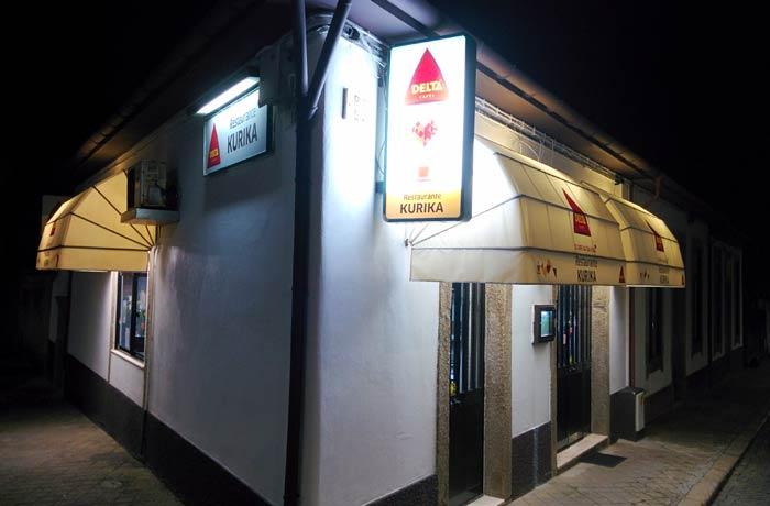 Restaurante Kurika de Espinho