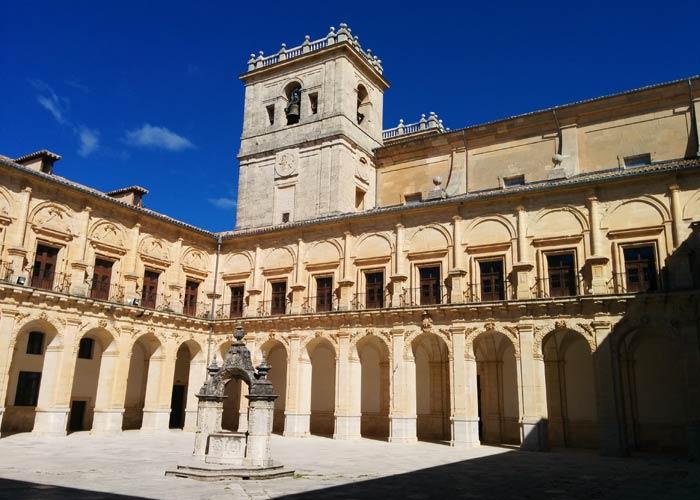 Monasterio de Uclés Cuenca en tres días
