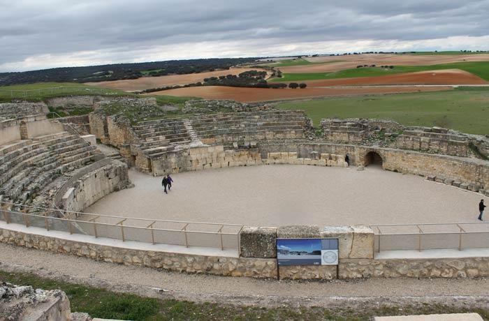Anfiteatro de Segóbriga Cuenca en tres días