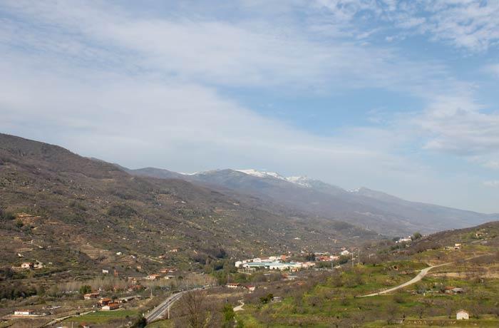Navaconcejo y el Valle del Jerte senderismo en el Jerte