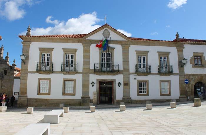 Camara Municipal (Ayuntamiento) de Miranda do Douro
