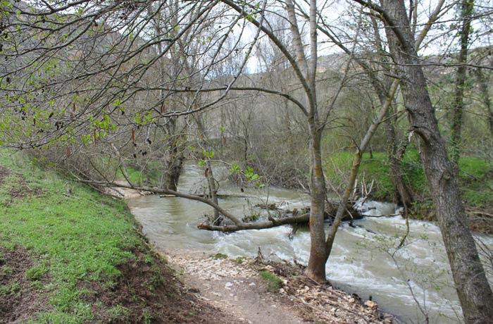 río Duratón Senda de los dos Ríos
