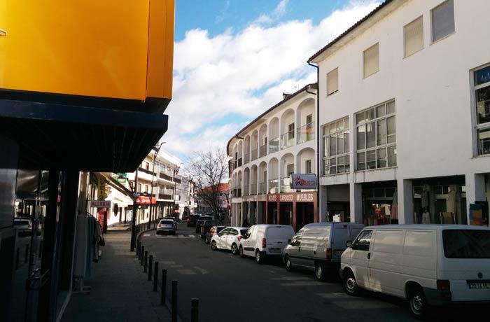 Rua do Mercado qué ver en Miranda do Douro