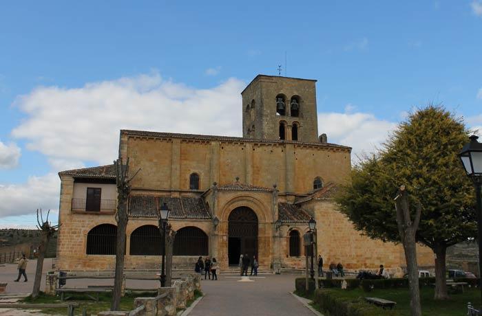 Santuario de Nuestra Señora de la Peña Senda de los dos Ríos