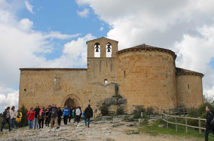 Ermita de San Frutos Hoces del Duratón