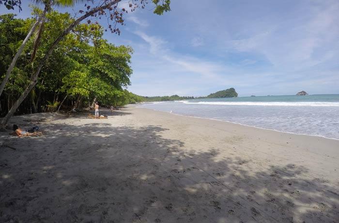 Playa Espadilla Playas de Manuel Antonio