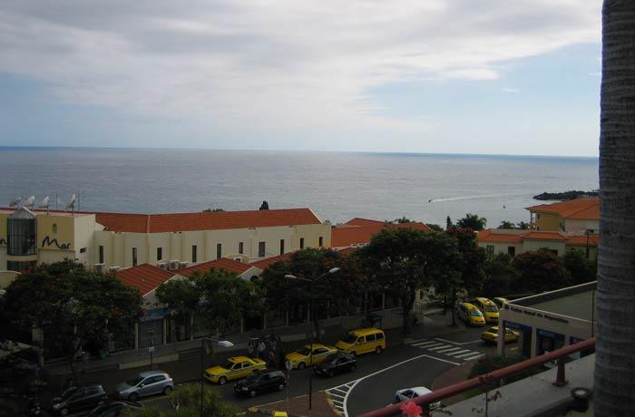 Vistas de la zona de Lido en Funchal Una semana en Madeira