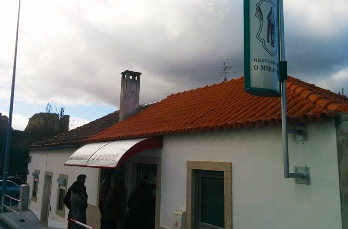 Restaurante O Mirandes comer en Miranda do Douro