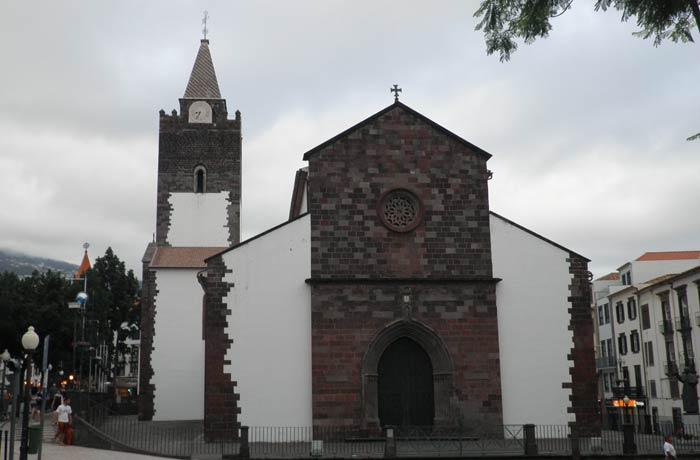 Sé o Catedral de Funchal Una semana en Madeira