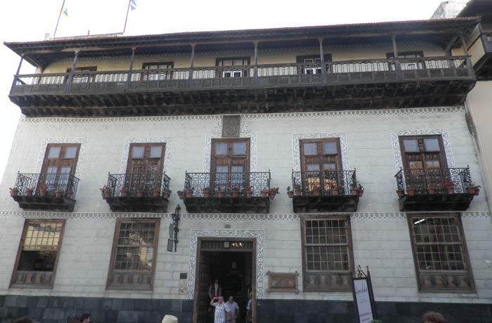 Casa de los Balcones en La Orotava qué ver en Tenerife