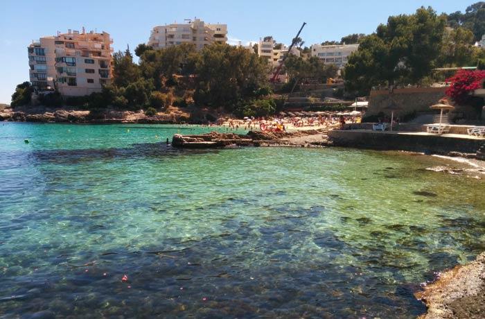 Playa de Illetes Mallorca