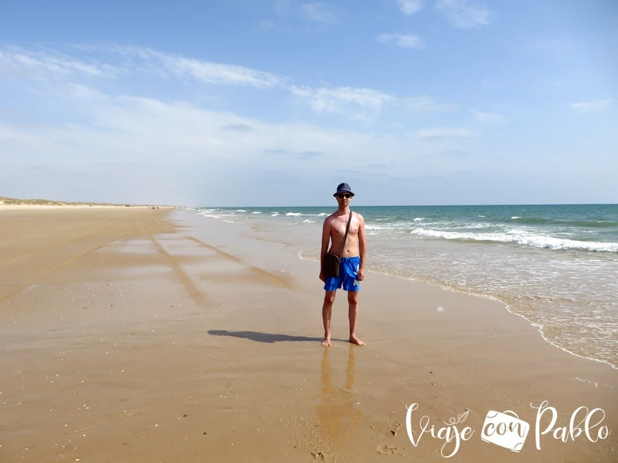 Playa de Doñana playas de Huelva