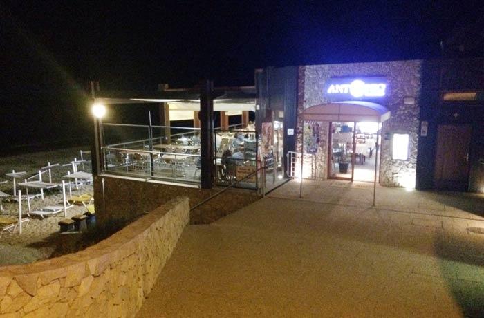 Restaurante O Antonio comer en el Algarve