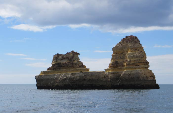 """Titanic"" grutas de Lagos"