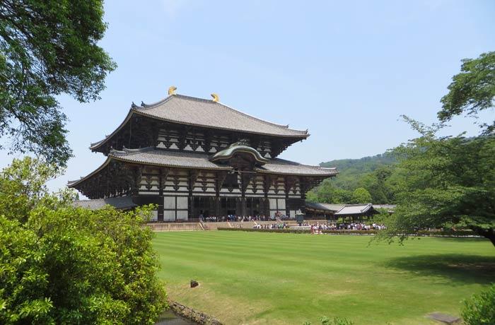 Templo Todai-ji de Nara, la construcción en madera más grande del mundo Japón por libre