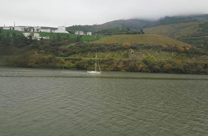 Una embarcación por el Duero tren Pocinho Regua