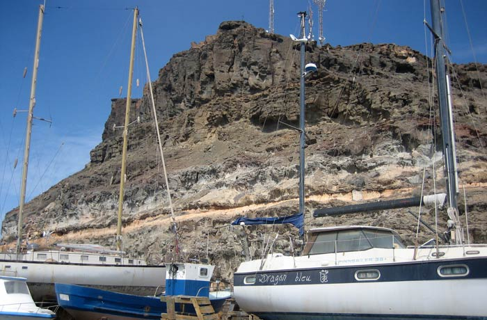 Barcos en el Puerto de Mogán qué ver en Gran Canaria