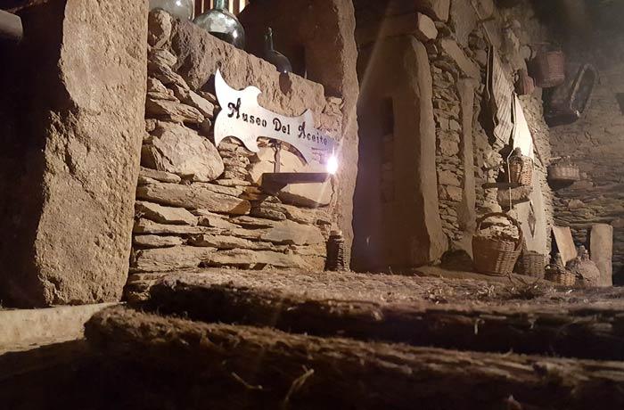 Museo del Aceite en la almazara (Fotografía gentileza de organizotuviaje.com)