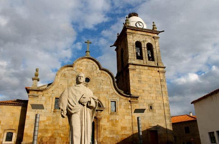 Iglesia matriz de Figueira de Castelo Rodrigo