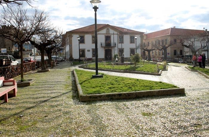Jardín de Figueira de Castelo Rodrigo