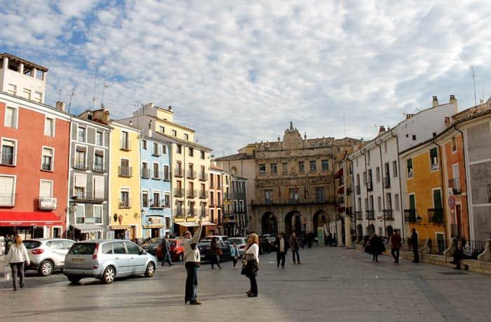 Plaza Mayor que ver en Cuenca