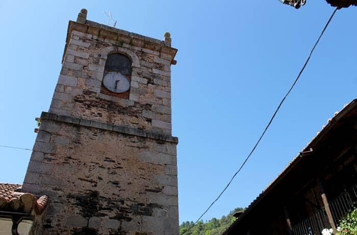 Torre de la iglesia de Valero Salamanca