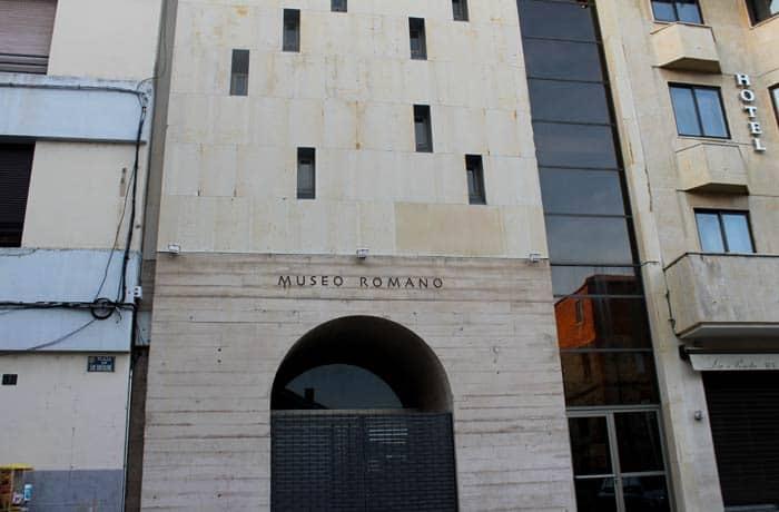 Museo Romano qué ver en Astorga
