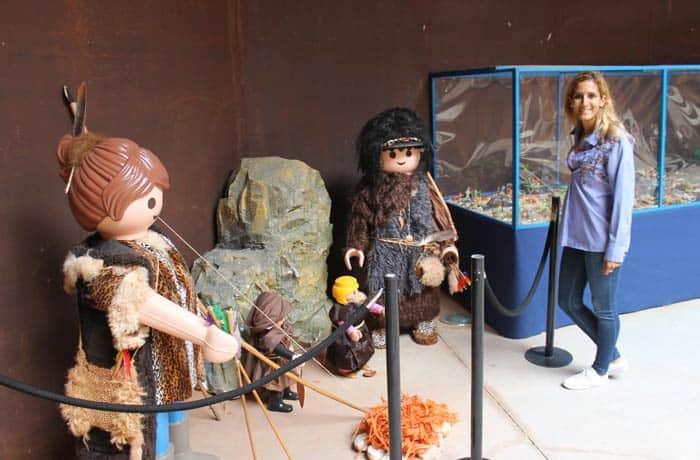 Playmobil prehistóricos