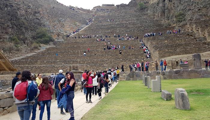 Fortaleza de Ollantaytambo Machu Picchu consejos