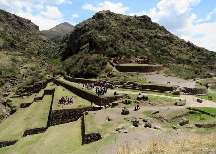 Ruinas de la ciudadela inca de Pisac, en el Valle Sagrado Machu Picchu consejos