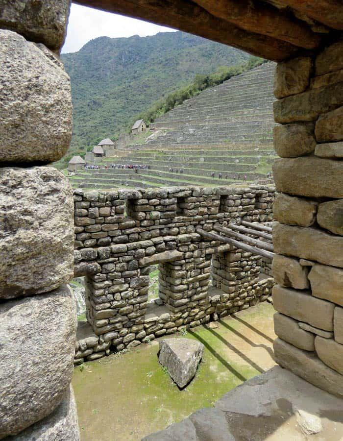 Una vista sorprendente a cada paso Machu Picchu consejos