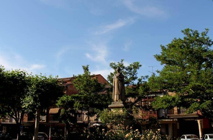 Monumento a Diego de Deza qué ver en Toro