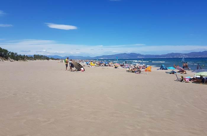 Playa de Sant Pere Pescador mejores calas de la Costa Brava