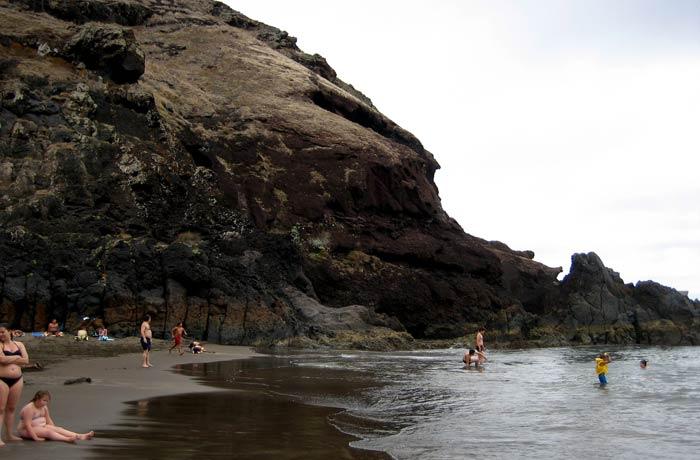 Playa de Prainha playas de Madeira