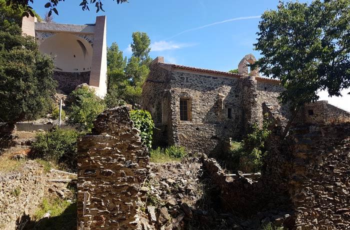 Ermita de Sant Baldiri de Taballera mejores calas de la Costa Brava