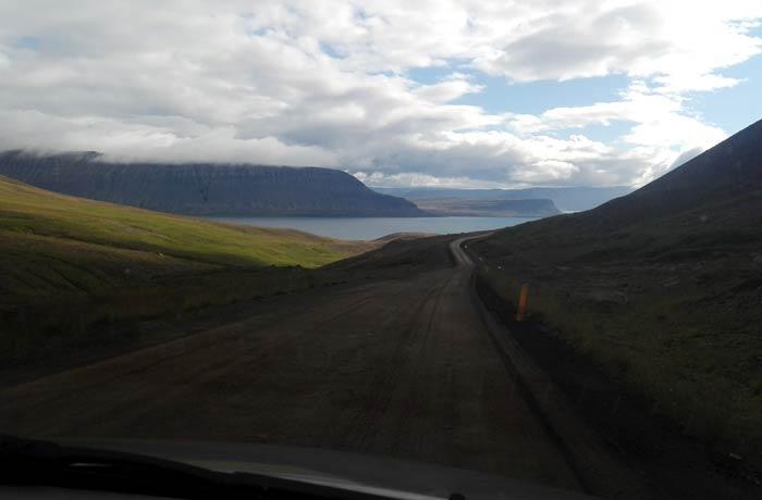 Carretera 60 Islandia por libre