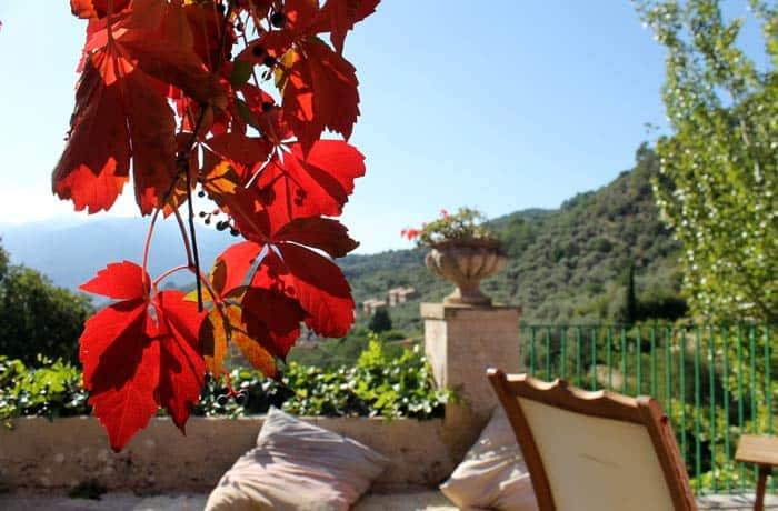 Finca de Pere en Fornalutx qué hacer en Mallorca en invierno