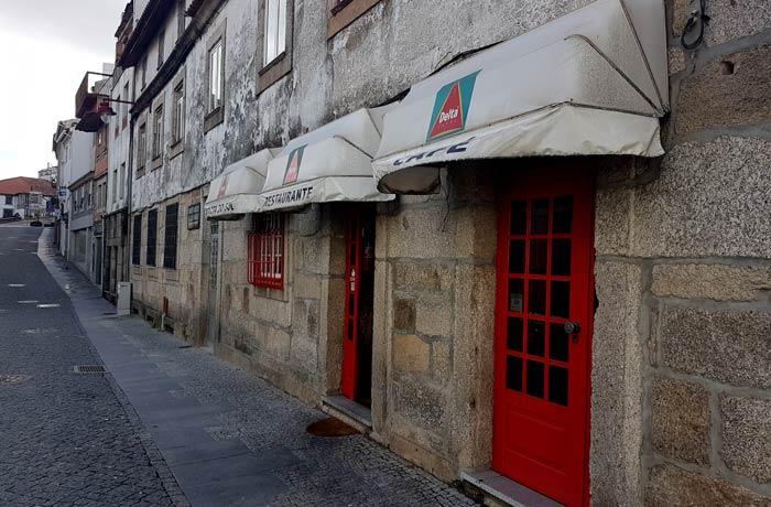 Restaurante Portas do Sol comer en Guarda