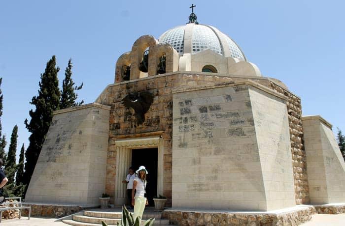 Iglesia del Campo de los Pastores Belén desde Jerusalén