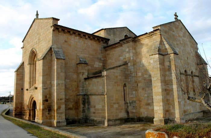 Monasterio de Santa María de Aguiar