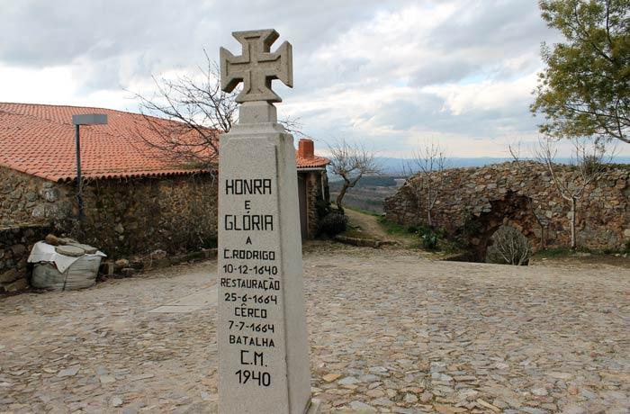 Monumento a las batallas de Castelo Rodrigo